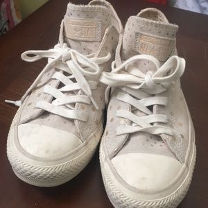 Suade Converse All Star Sneakers Size 7